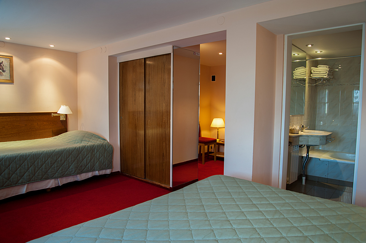 Double STD - Rooms - Estancia La Quinta
